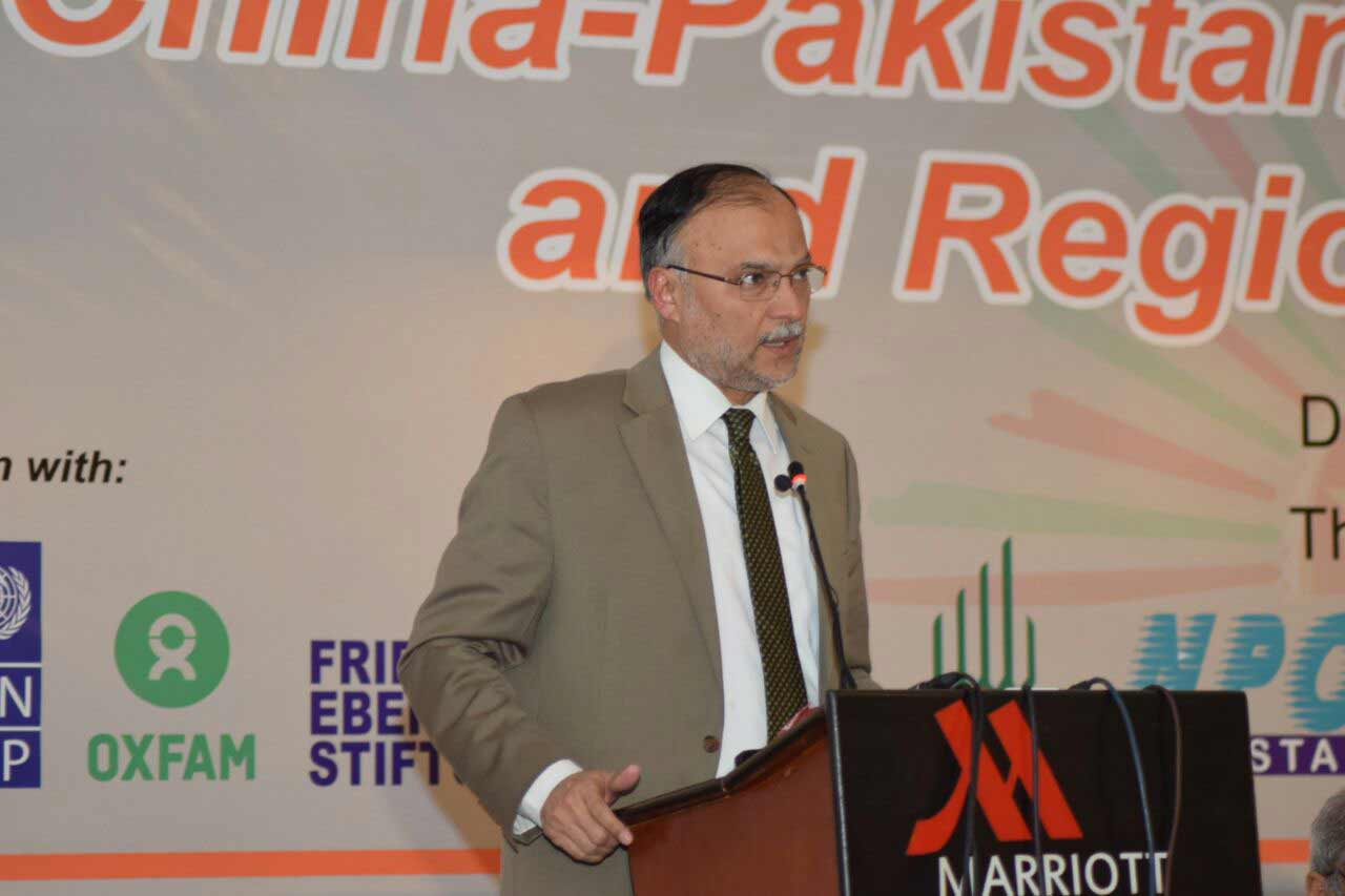 cpec economic corridor cpec official website looks at chabahar as a project complementing cpec professor ahsan iqbal