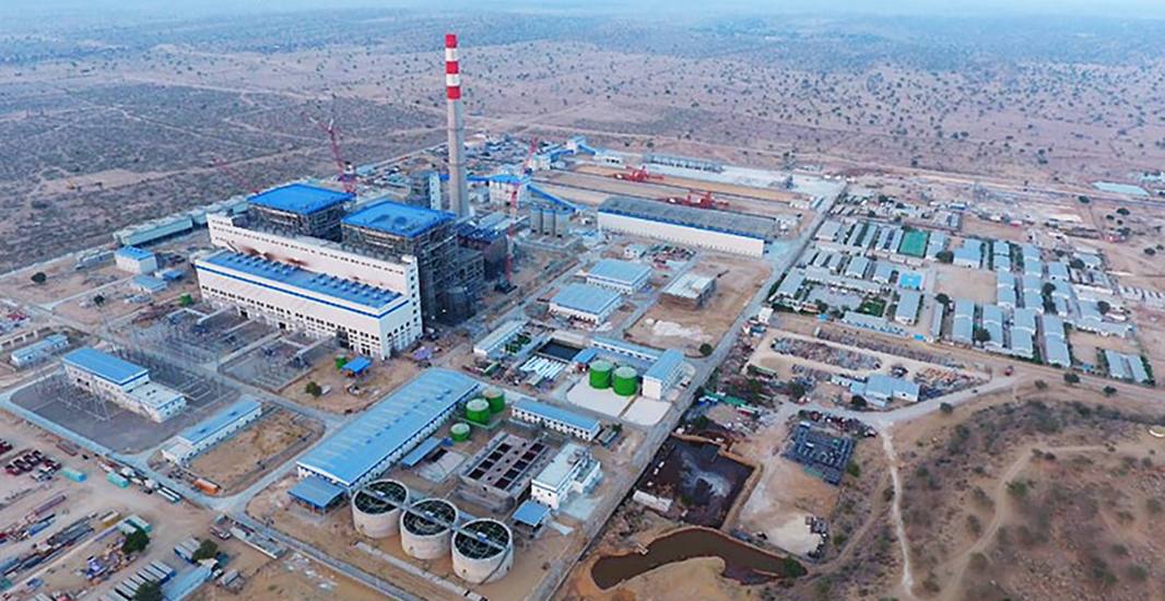 660MW Engro Thar Coal Power Project