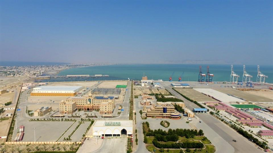Development of Port and Free Zone