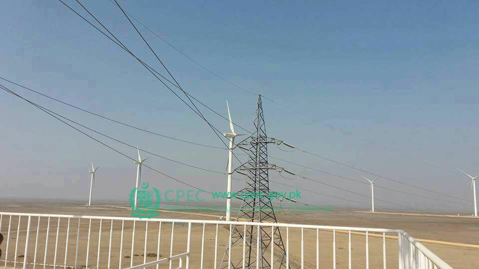 Hydro China  Dawood 50MW Wind Farm(Gharo, Thatta)
