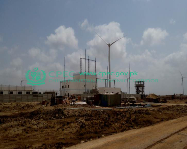 Hydro China  Dawood Wind Farm(Gharo, Thatta)
